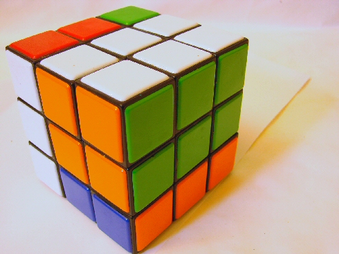 comment reparer un rubik's cube 2x2